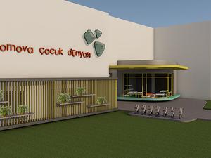 Katılımcı, Bornova Belediyesi Çocuk Dünyası Mimari Proje Yarışması