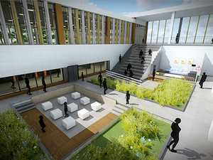 Katılımcı, Bornova Çocuk Dünyası mimari Proje Yarışması