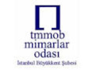 TMMOB Mimarlar Odası İstanbul Büyükkent Şubesi
