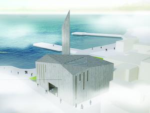 Katılımcı, Büyükada Çarşı Camii Mimari Fikir Projesi Yarışması