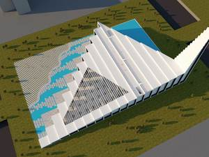 Katılımcı, International Open Design Competition for the Design of the Iconic Mosque