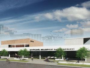 5. Mansiyon, Şehitkamil Belediyesi Sanat Merkezi Yarışması