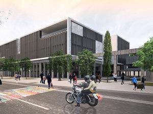 1. Ödül, Efeler Belediyesi Hizmet Binası Mimari Proje Yarışması