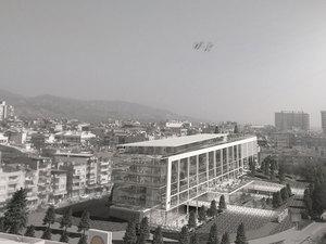 Katılımcı (OFİS MPU),  Efeler Belediyesi Hizmet Binası Mimarı Proje Yarışması