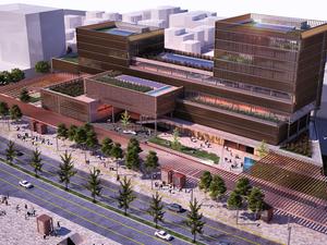 Katılımcı, Efeler Belediyesi Hizmet Binası Mimari Proje Yarışması