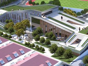 Katılımcı (Hamavioğlu Architects), İzmir Selçuk Belediyesi Kültür ve Gençlik Merkezi Yarışması