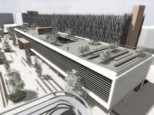 Katılımcı (İNN Mimarlık Atölyesi), Efeler Belediyesi Hizmet Binası Yarışması