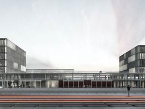Eşdeğer Mansiyon (58369), İzmir Büyükşehir Belediyesi Ulaşım Entegrasyon Merkezi Yarışması