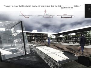 Mudanya İskele Bölgesi Yakın Çevresi Kentsel Tasarımı ve Bellek Mekan Tasarımı