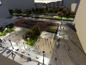 Atatürk Bulvarı/Zafer Meydanı Fikir Projesi ve Kent Akademisi Mimari Projesi