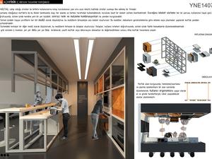 Mansiyon Ödülü, 7. Koçtaş Açık Fikir İç Mekan Tasarım Yarışması