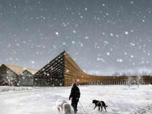 Katılımcı, Riga Kip Island Auditorium Uluslararası Tasarım Yarışması