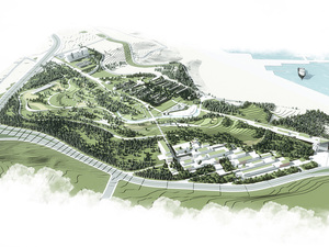 1. Mansiyon, Bandırma Tasarım Parkı Yarışması