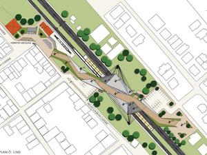 Tarihi Çevrede Tasarım Tekirdağ Muratlı Hızlı Tren İstasyonu