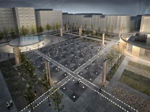 4. Mansiyon, 19 Mayıs İzleği Kentsel Tasarım Yarışması