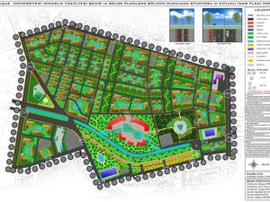 Mersin Tarsus Gaziler Mahallesi İmar Planı Çalışmaları