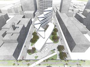 Manhattan'da Çok Katlı Yapı Tasarımı