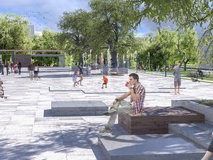 1. Mansiyon, Elazığ Belediyesi Kent Meydanı Kentsel Tasarım Yarışması
