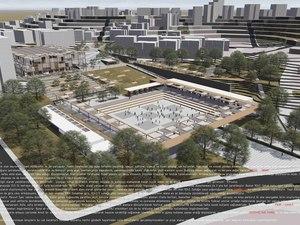 1. Satın Alma, Karabağlar Belediyesi Kamusal Açık Mekan ve Kent Meydanı Kentsel Tasarım Yarışması