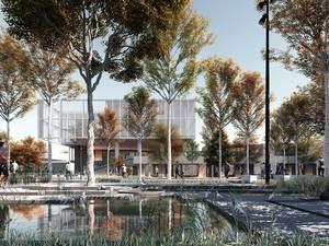 3. Ödül (BEOFFICE), Çanakkale Belediyesi Çarşı, Yaşam Merkezi ve Otopark ile Yakın Çevresi Mimari Proje Yarışması