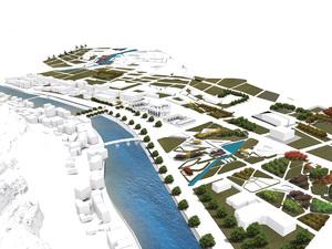 1. Mansiyon, II. Ekolojik Kentsel Tasarım Yarışması