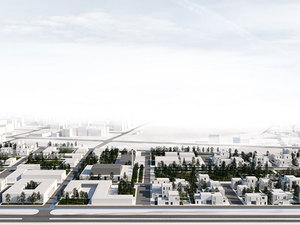 3. Ödül, Akdeniz Bölgesi (Hatay), 7 İklim 7 Bölge - Mahalle Ulusal Mimari ve Kentsel Tasarım Fikir Yarışması