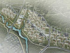 3. Ödül, Ege Bölgesi (Denizli), 7 İklim 7 Bölge - Mahalle Ulusal Mimari ve Kentsel Tasarım Fikir Yarışması