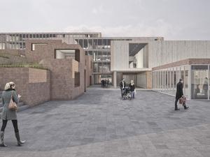 4. Mansiyon, Süleymanpaşa Belediye Hizmet Binası Mimari Proje Yarışması