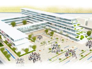 Konya'da AVM ve Ofis Tasarımı