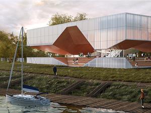 Katılımcı, Kaunas M.K. Čiurlionis Konser Merkezi Uluslararası Tasarım Yarışması