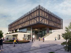 Eşdeğer Mansiyon, Merzifon Belediyesi İş ve Yaşam Merkezi Mimari Proje Yarışması