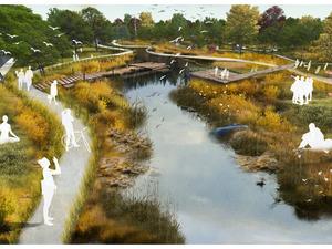 1. Ödül, II. Ekolojik Kentsel Tasarım Yarışması