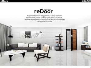 """Eşdeğer Mansiyon, """"Hikayeye Açılan Kapılar"""" Kapı Tasarım Yarışması"""