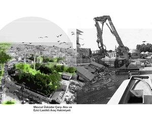 Katılımcı,  S.O.S İstanbul Fikir Projesi Yarışması 2017: Üsküdar Meydanı