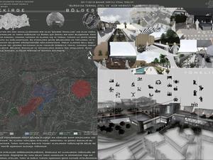 Bursa'da Termal Otel ve Kür Merkezi Tasarımı