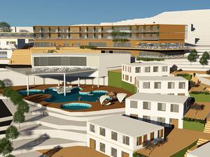 Termal Otel ve Kür Merkezi Projesi