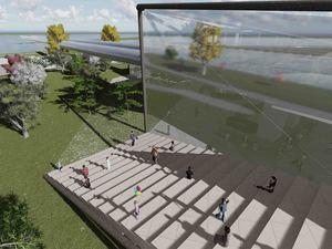 Hyperloop Ara İstasyonu