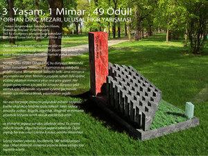 Eşdeğer Ödül, Orhan Dinç Mezarı Ulusal Fikir Yarışması