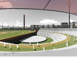 Eşdeğer Ödül, Tevfik Sırrı Gür Stadyumu ile Çamlıbel Limanı Fikir Projesi Yarışması