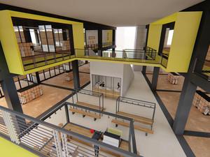 Güzel Sanatlar Fakülte Binası-Kampüs Projesi 2018