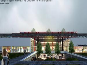 Katılımcı, Çanakkale Belediyesi Çarşı, Yaşam Merkezi ve Otopark ile Yakın Çevresi Mimari Proje Yarışması
