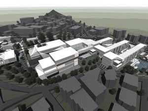Bursa Çekirge Bölgesi Termal Otel ve Kür Merkezi Tasarımı