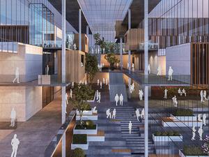 Eşdeğer İkincilik (Demirce Norms - Ofis Vesaire), İzmir Tınaztepe Üniversitesi Kampüs Tasarımı 2 Aşamalı Davetli Proje Yarışması