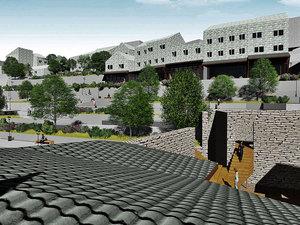 Bünyan Meydan Proje Tasarımı