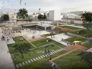 2. Mansiyon (DODOFİS), Akhisar Eski Belediye Meydanı ve Yakın Çevresi Ulusal Mimarlık ve Kentsel Tasarım Fikir Yarışması