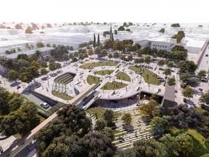 Katılımcı (BEOFFICE), Akhisar Eski Belediye Meydanı ve Yakın Çevresi Ulusal Mimarlık ve Kentsel Tasarım Fikir Yarışması