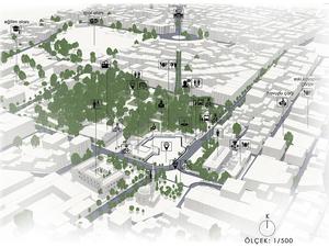 Katılımcı, Akhisar Eski Belediye Meydanı ve Yakın Çevresi Ulusal Mimarlık ve Kentsel Tasarım Fikir Yarışması