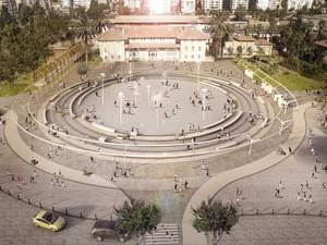 1. Ödül, Adana Genç İş İnsanları Derneği (AGİAD) Adana İli Merkez İlçeleri Simgesel Odak Alanları Davetli Mimarlık ve Kentsel Tasarım Fikir Projesi Yarışması