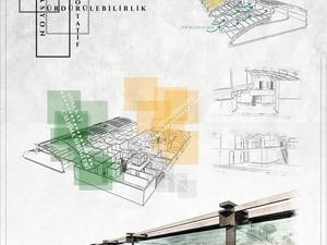 1. Ödül, Archathon Mimari Tasarım Maratonu Ulusal Öğrenci Tasarım Yarışması