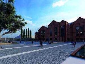 """Teşvik Ödülü, """"İzmir Elektrik Fabrikası Ne Olmak İster"""" Ulusal Öğrenci Mimari Fikir Projesi Yarışması"""